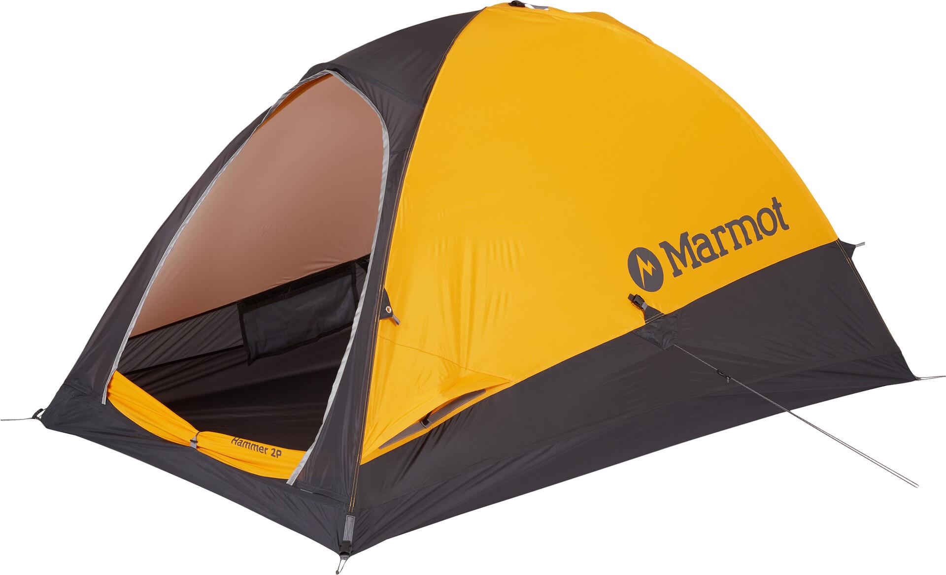 Marmot Hammer 2P Tent solarsteel | Gode tilbud hos bikester.no